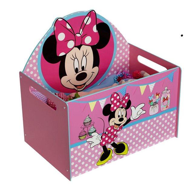Disney catgorie coussins anatomiques - Coffre a jouet rose ...