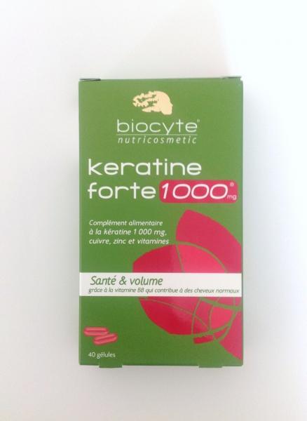 Biocyte C Keratine Forte 1000 mg