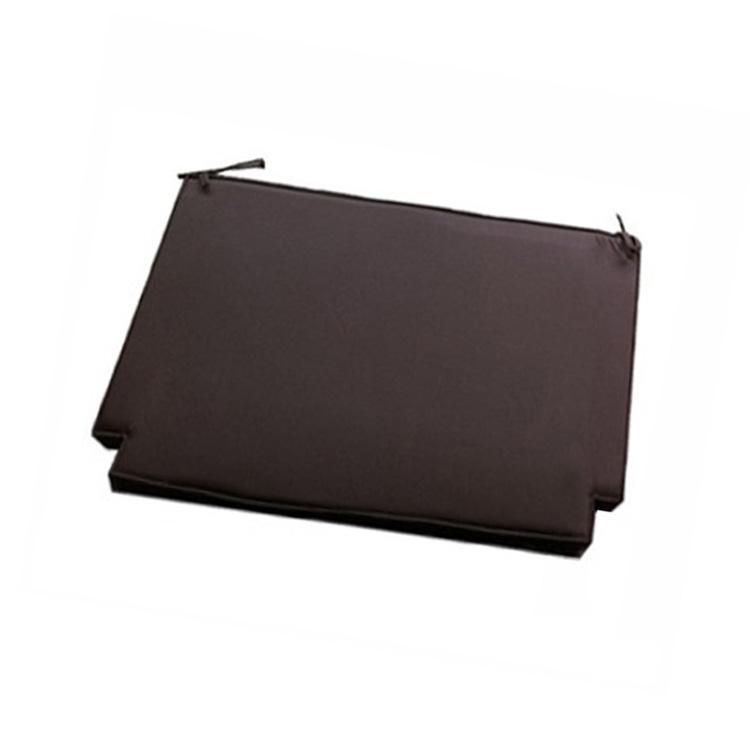 Coussin chocolat pour fauteuils boston et brignton for Coussin pour fauteuil de jardin en teck