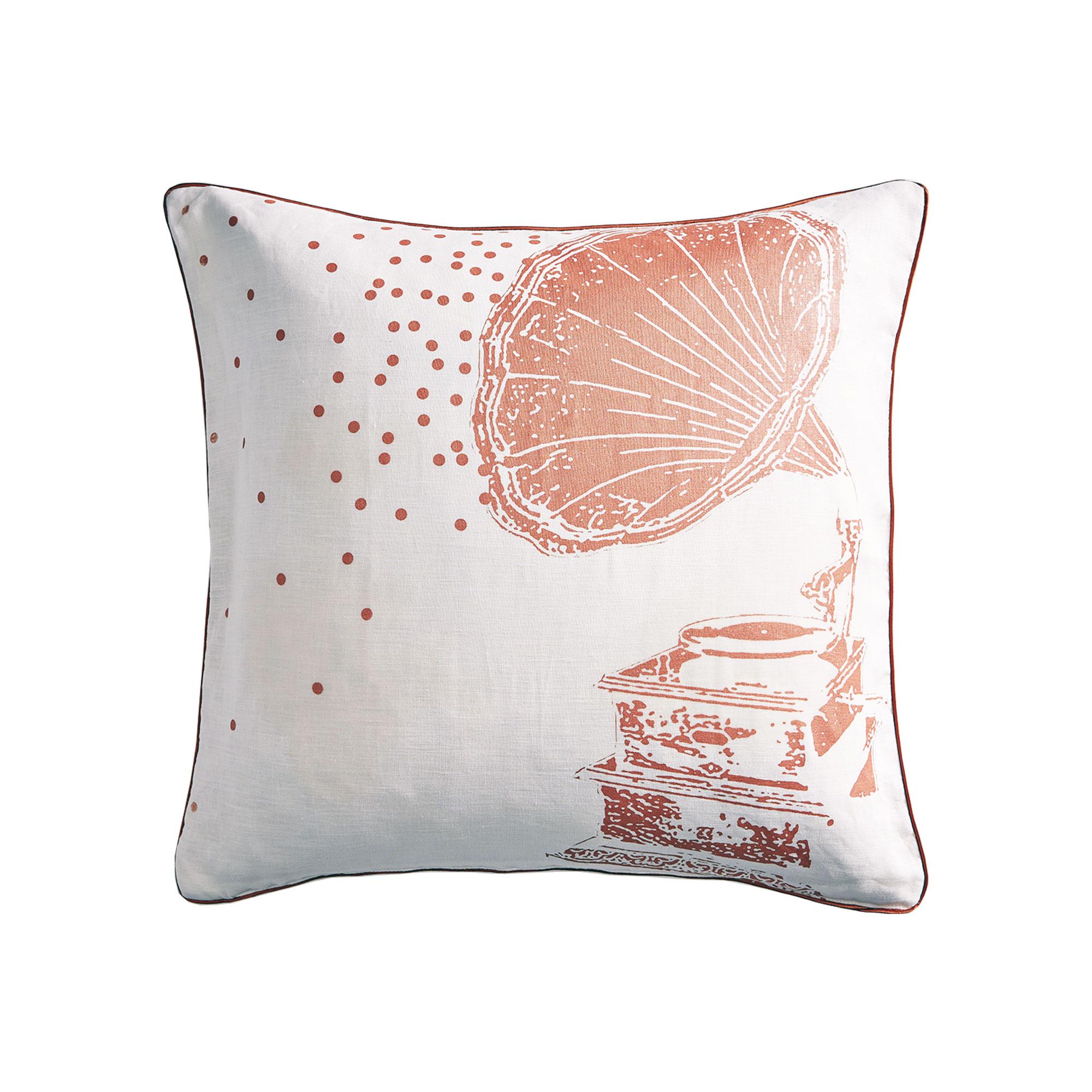 essix c coussin r cital cuivre 050 x 050 cm. Black Bedroom Furniture Sets. Home Design Ideas