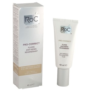 roc pro correct fluide anti rides r g n rant 40ml. Black Bedroom Furniture Sets. Home Design Ideas