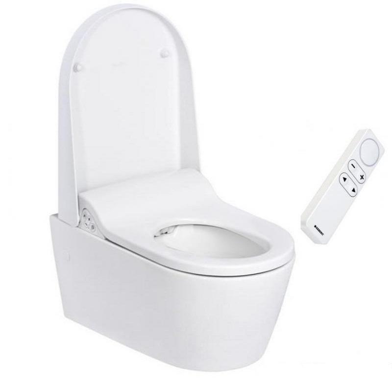 Catgorie cuvette wc du guide et comparateur d 39 achat for Cuvette wc avec douchette