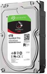 6 To Seagate IronWolf Pro