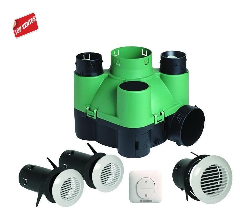 aldes c bouton poussoir standard vmc 11026011 catgorie interrupteur lectrique. Black Bedroom Furniture Sets. Home Design Ideas