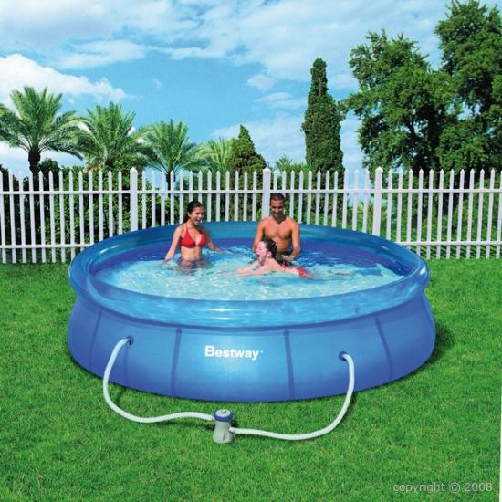 Bestway piscine hors sol 366 x 76 for Bestway piscine
