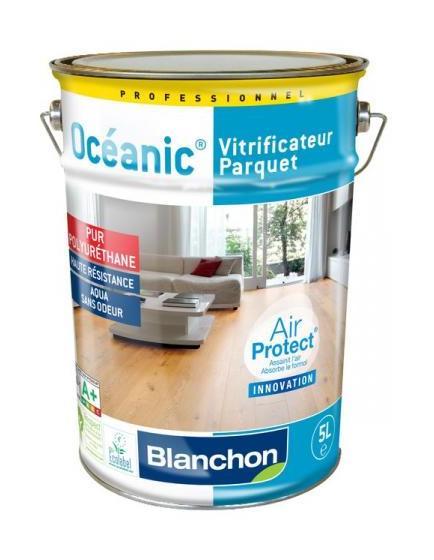 Blanchon vitrificateur parquet oceanic satin bidon - Castorama vitrificateur parquet ...