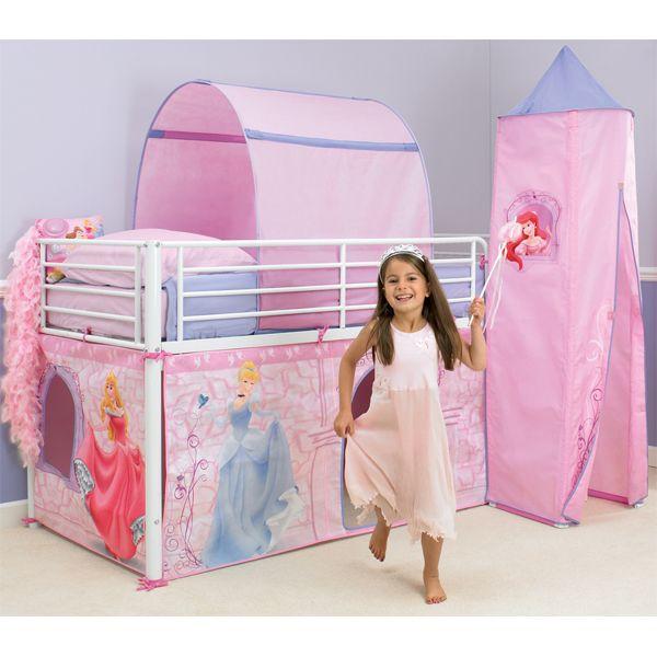 disney tente de lit princesse