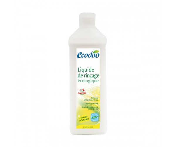 Ecodoo liquide de rin age lave vaisselle 500 ml - Liquide lave vaisselle maison ...