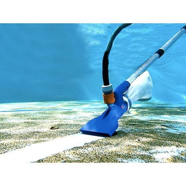 Kerlis c aspirateur supa vac pour piscine hors sol et s for Accessoire pour piscine