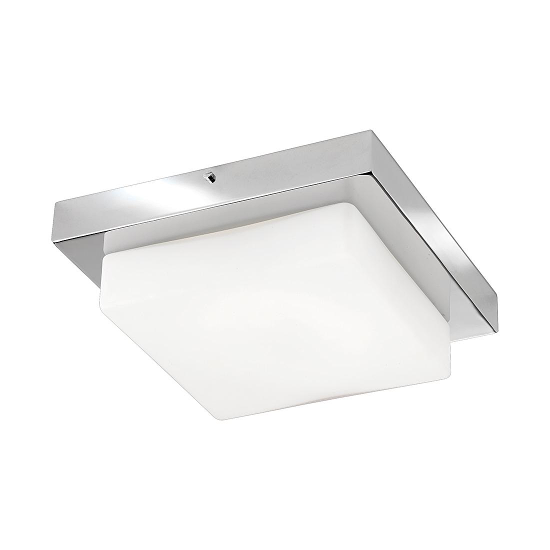 Trio c led lampe d extrieur yukon socle - Plafonnier salle de bain led ...