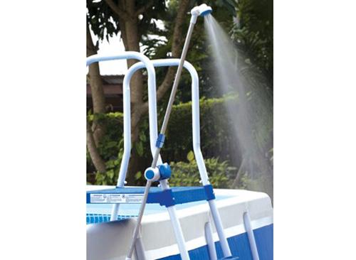 Kokido douche pour piscine hors sol for Piscine pour douche