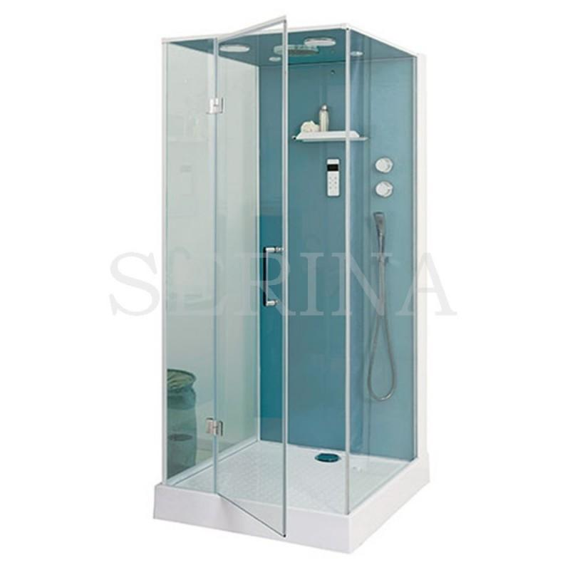 Catgorie douche page 2 du guide et comparateur d 39 achat - Cabine douche avec siege ...