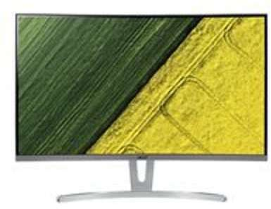 ED273 Moniteur LED incurvé