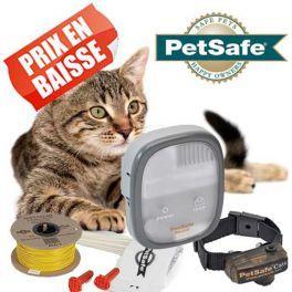 Cloture electrique pour chien guide d 39 achat - Cloture anti fugue chat ...