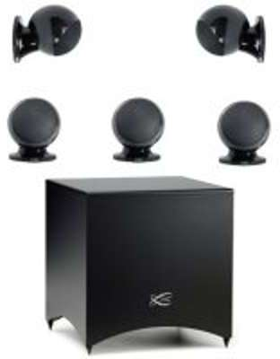 Pack d enceintes Home Cinema