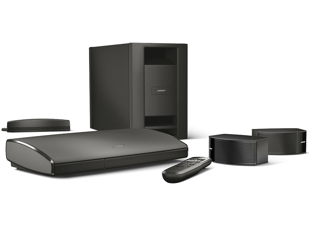 bose enceintes tv cinemate 130. Black Bedroom Furniture Sets. Home Design Ideas