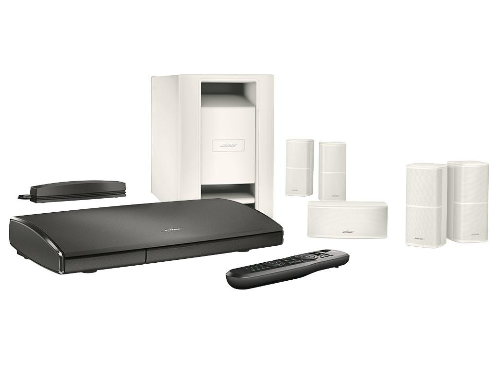 bose c lifestyle soundtouch 535 blanc. Black Bedroom Furniture Sets. Home Design Ideas
