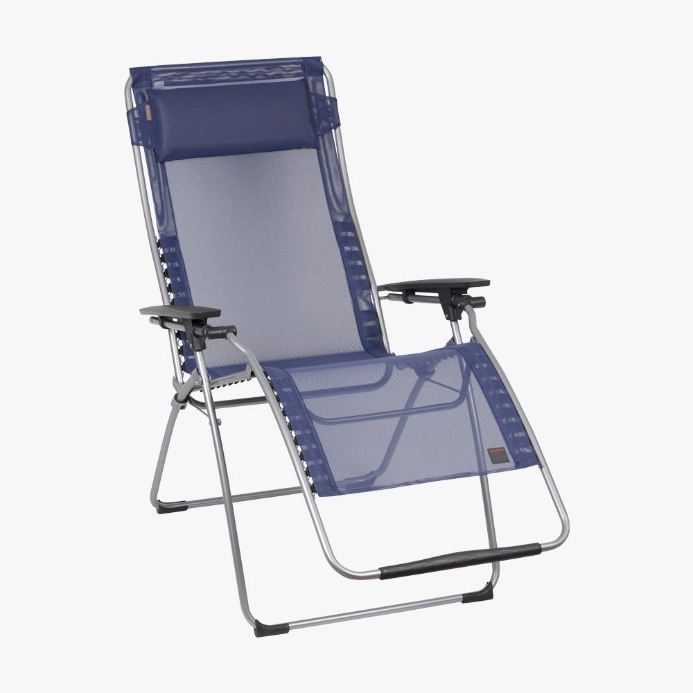 Lafuma fauteuil relax futura clipp xl ocan - Acheter fauteuil relax de jardin ...