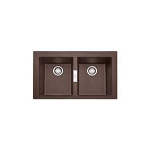 franke evier eviers dangle fragranit sid620 chocolat. Black Bedroom Furniture Sets. Home Design Ideas