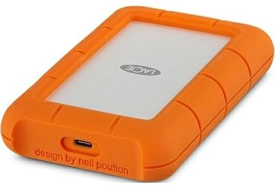 LACIE Disque Dur Rugged USB-C