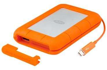 LaCie Rugged Thunderbolt -