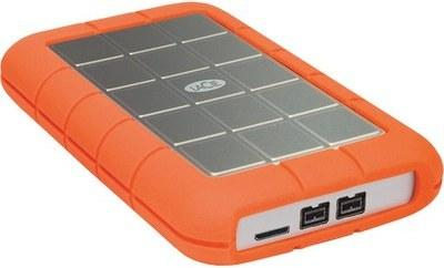 LaCie Rugged Triple 1 To -