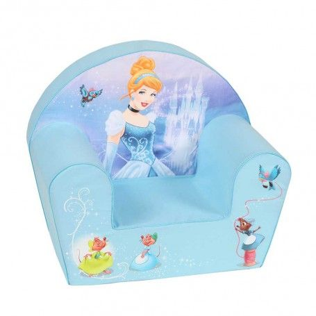 disney cfauteuil club mousse cendrillon princesse catgorie. Black Bedroom Furniture Sets. Home Design Ideas