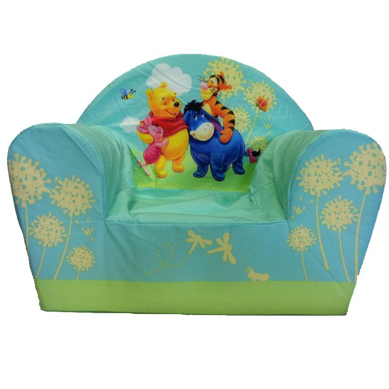 mobilier enfant house fauteuil club winnie lours