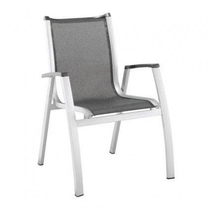 Kettler fauteuil empilable forma 715x65x94cm for Chaise kettler