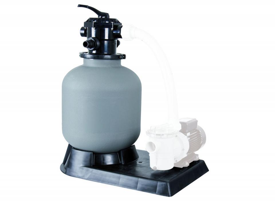 Ubbink filtre sable poolfilter 600 catgorie barrire de for Sable filtration