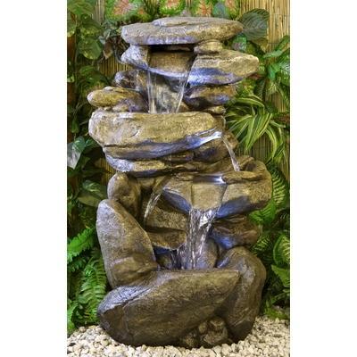 Catgorie fontaine de jardin du guide et comparateur d 39 achat - Fontaine cascade exterieur ...