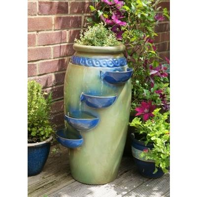 Cat gorie fontaine de jardin page 3 du guide et comparateur d 39 achat - Achat tonneau bassin colombes ...