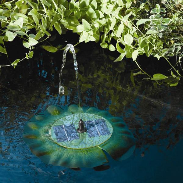 Smart c solar fontaine parapluie catgorie fontaine de jardin - Parapluie de jardin ...