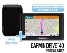 GARMN GPS Europe Drive 40