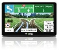 GPS Auto MAPPY Maxi E738 Europe
