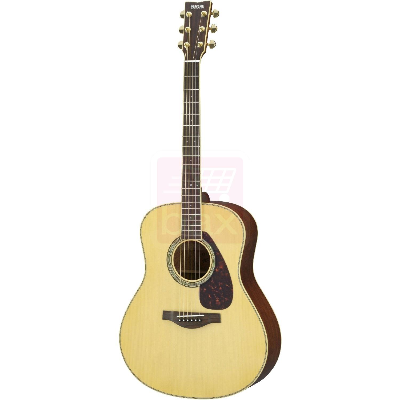 yamaha c ll6m are guitare acoustique folk naturelle. Black Bedroom Furniture Sets. Home Design Ideas