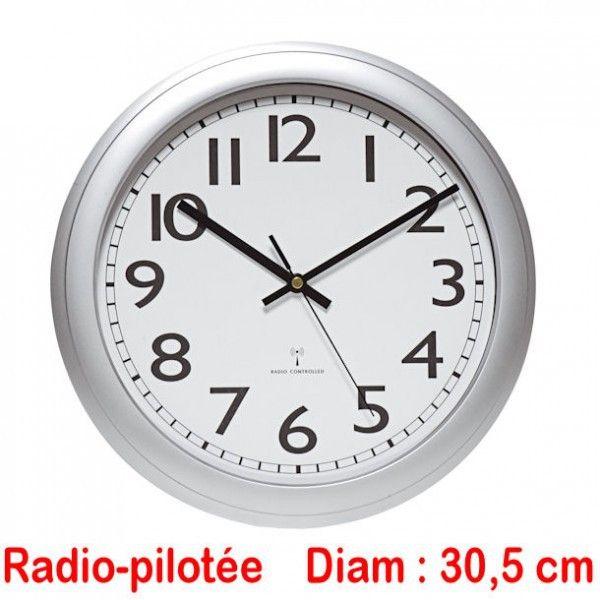 Horloge de radio guide d 39 achat for Recherche pendule murale