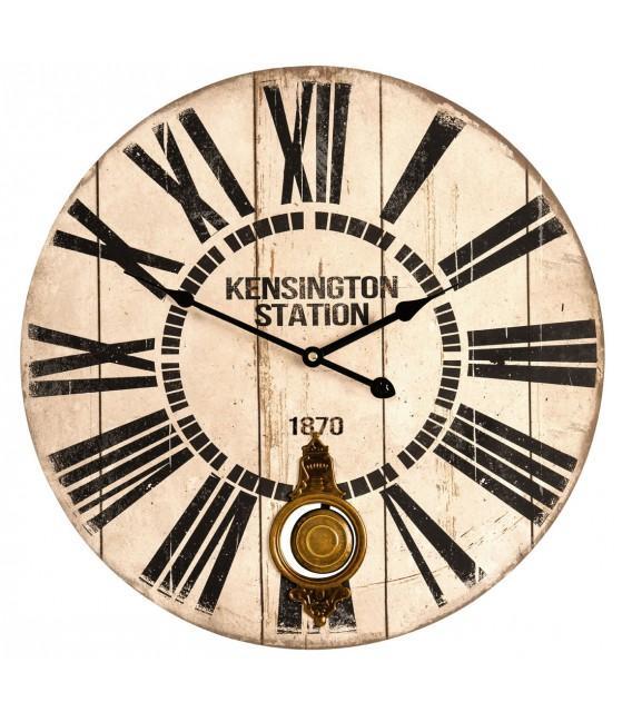 M canisme horloge guide d 39 achat for Grande pendule en bois