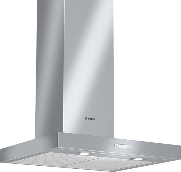 Bosch dwb06w650 for Type de hotte de cuisine