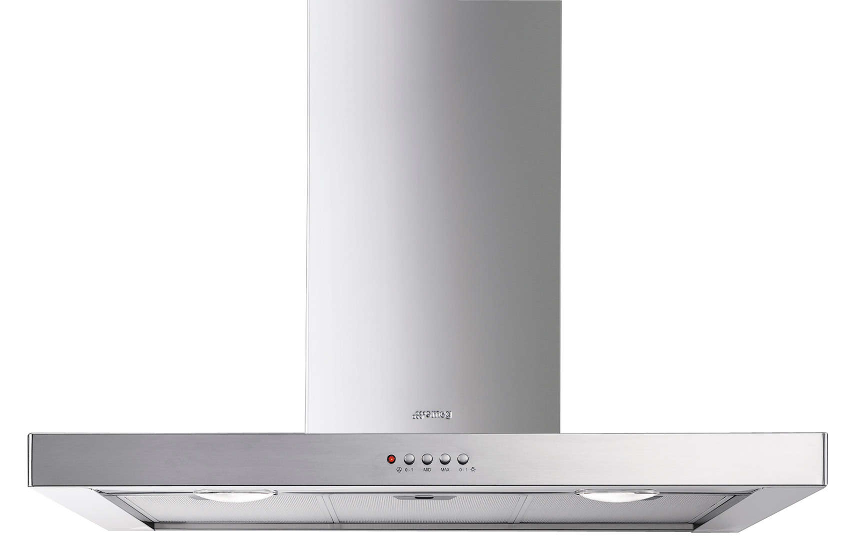 Smeg kse91cx for Type de hotte de cuisine