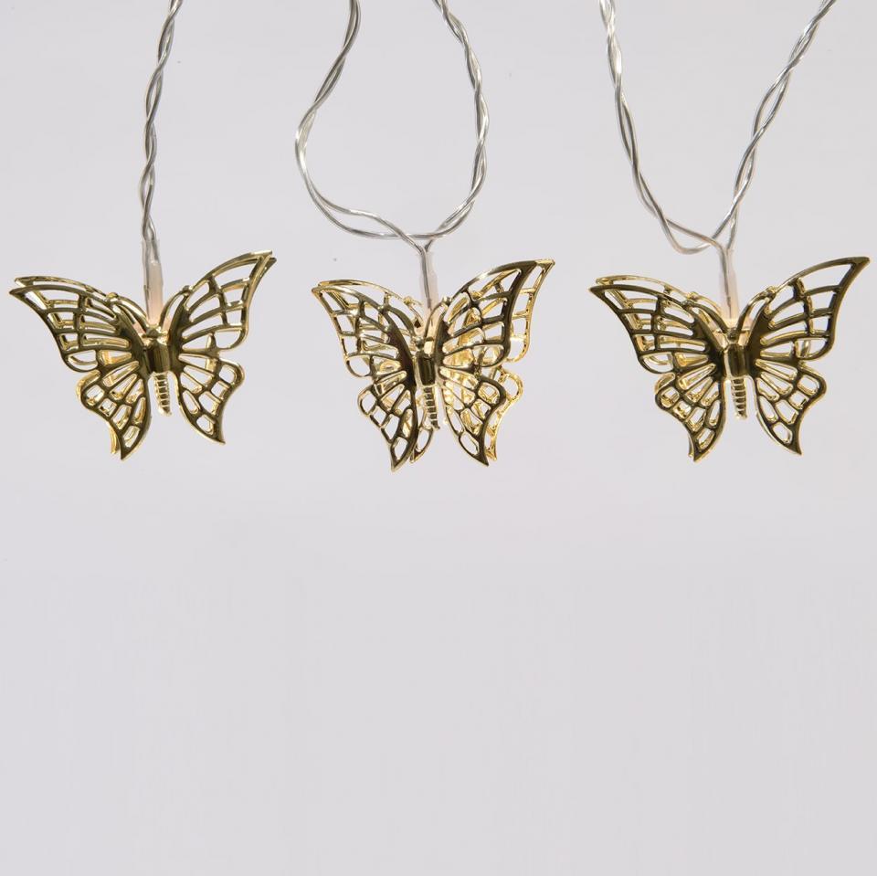 Cat gorie illumination de no l page 3 du guide et comparateur d 39 achat - Guirlande lumineuse papillon ...