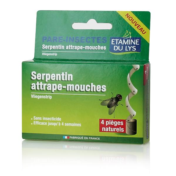 Etamine serpentin attrape mouches du lys for Attrape mouche maison