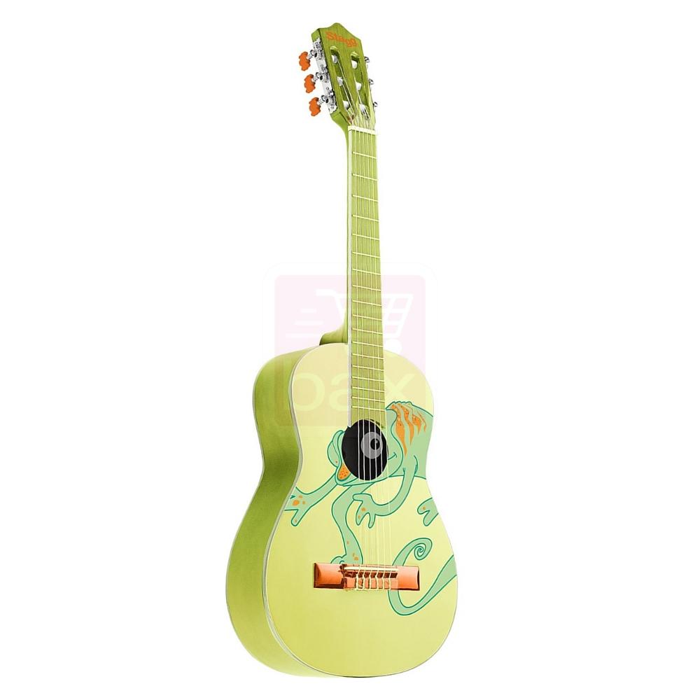 stagg c c505 chameleon guitare classique 1 4. Black Bedroom Furniture Sets. Home Design Ideas