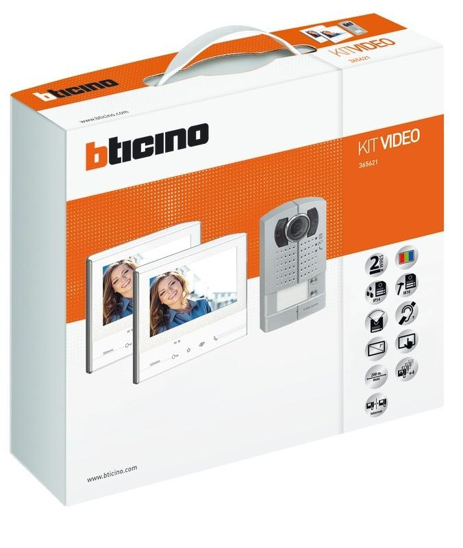 installation inter phone video