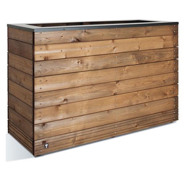 jardipolys cjardinire en bois 179 litres 45 x 120 cm hauteur 74 cm selekt catgorie pot. Black Bedroom Furniture Sets. Home Design Ideas