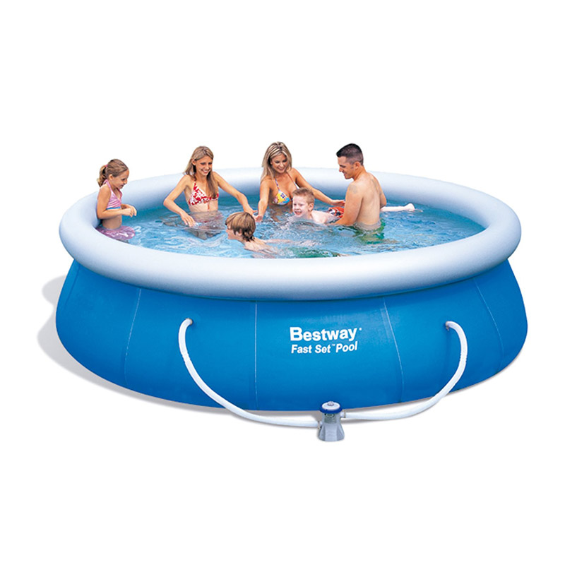 Bestway aire de jeux gonflable modle intractif catgorie for Achat piscine autoportante
