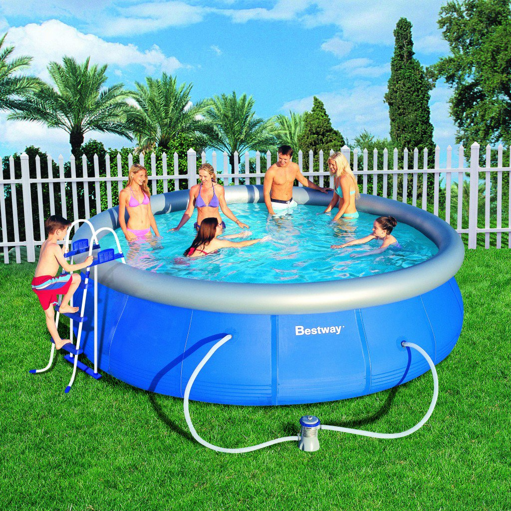 Bestway aire de jeux gonflable modle intractif catgorie for Piscine autoportee intex leclerc