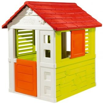 smoby maison nature enfant de 2 ans 6 ans. Black Bedroom Furniture Sets. Home Design Ideas