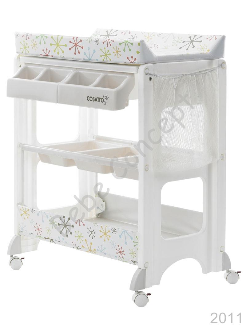 Cosatto table a langer avec baignoire easi peasi zuton - Table a langer baignoire bebe confort ...