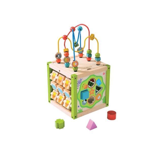 cube labyrinthe ferme de kidkraft. Black Bedroom Furniture Sets. Home Design Ideas